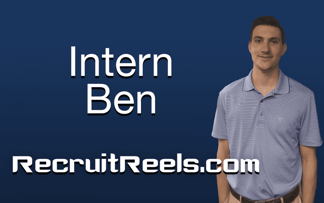 A Letter from our Summer Intern Ben