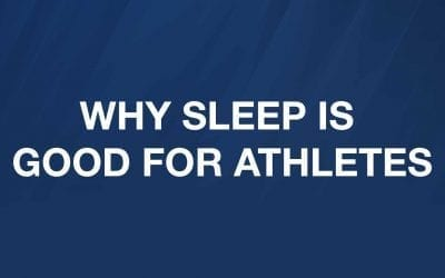 Why Sleep is Good for Athletes