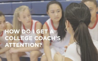 How do I get a College Coach's Attention?