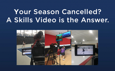 Your Season Cancelled? A Skills Video is the Answer.