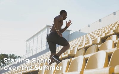 Staying Sharp over the Summer