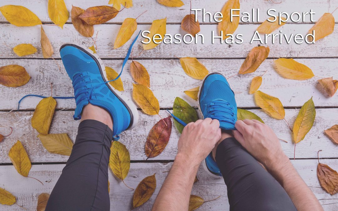 The Fall Sports Season Has Arrived