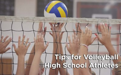 Tips for Volleyball High School Athletes